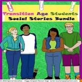 Special Education Autism 25 Social Stories Life Skills CBI Vocational