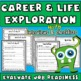 Transition Assessments Packet: Special Education Planning for Life Skills & Jobs