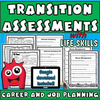 graphic regarding Printable Transition Assessments named Exclusive Schooling Consideration Stock Worksheets Coaching
