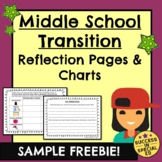Transition Chart - Elementary to Middle School