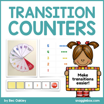Transition Counter Pack