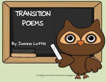 Transition Poems