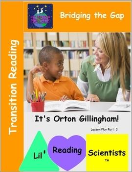 Transition Reading (OG)