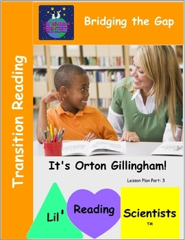 Phonemic Awareness to Phonics - Transition Reading (OG)