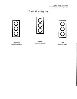 Transition Signals