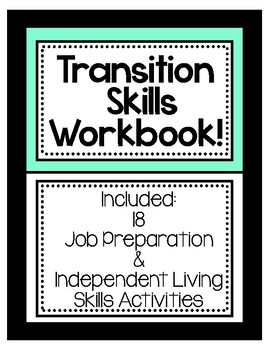 Transition Skills Workbook