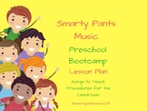 Transition Songs Circle Time Lesson Plan - Preschool Bootcamp
