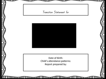 Transition Statement- QKLG