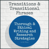 Transition Statements and Phrases