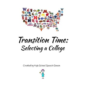 Transition Time: College Tour