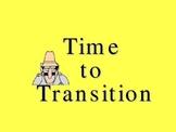 Transition Timer - Inspector Gadget