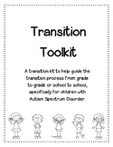 Transition Toolkit for Students with Special Needs