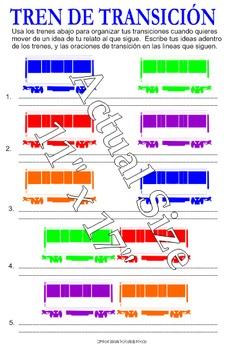 Transition Trains Spanish