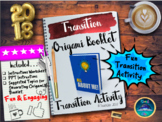 Back To School : Transition Activity