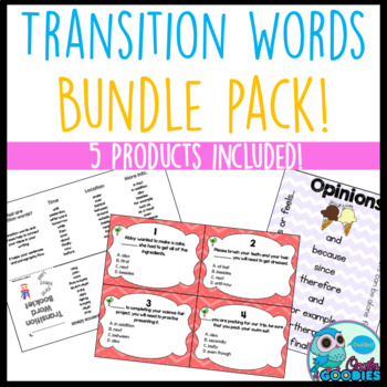 Transition Word BUNDLE Pack