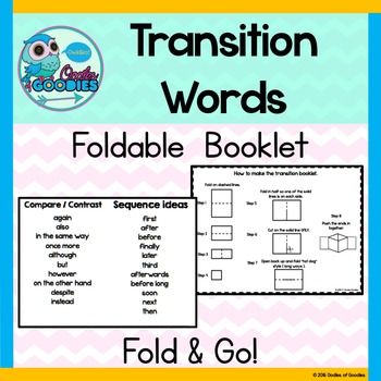 Transition Word Booklet