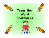 Transition Word Bookmarks