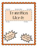 Transition Word Mega Pack