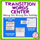 Transition Words Activity