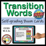 BOOM Cards Transition Words