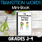 Transition Words and Phrases Grades 3 - 4