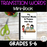 Transition Words and Phrases Grades 5 - 6
