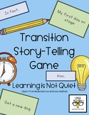 Transition Words Story Telling Game