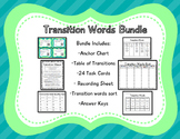 Transition Words and Phrases Bundle