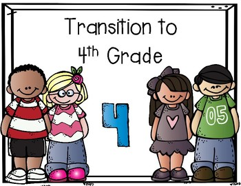 Transition to 4th Grade