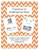 Transition to Kindergarten book