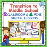 Transition to Middle School Classroom & Digital Distance Learning
