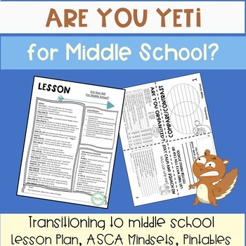 Middle School Transition Activities
