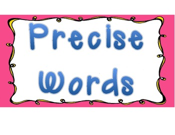 Transition words for how-tos