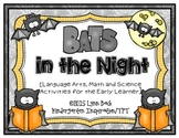 Transitional Kindergarten: Bats in the Night