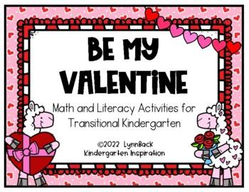 Transitional Kindergarten: Be My Valentine