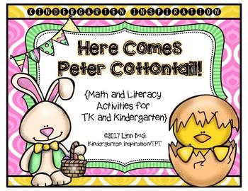Transitional Kindergarten: Easter Bunny