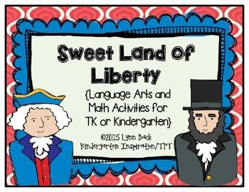 Transitional Kindergarten: National Symbols