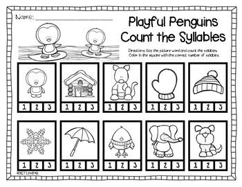 Transitional Kindergarten: Penguins at Play
