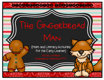 Transitional Kindergarten: The Gingerbread Man