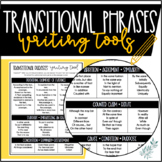 Using Transitional Phrases in Writing *FREEBIE**