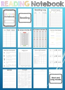 Words Their Way Transitional Student Notebook