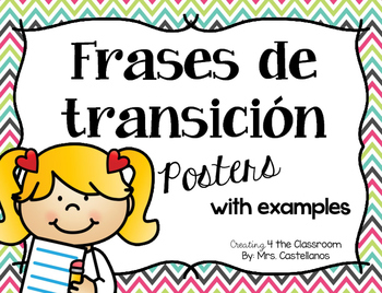 Transitional Words and Phrases in Spanish