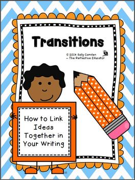 Transitions: A Writer's Craft Lesson