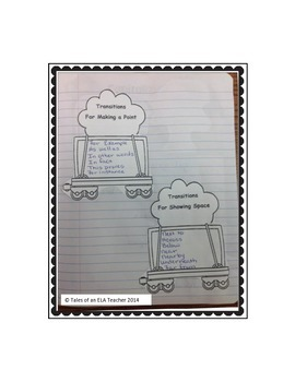 Transitions ~ Interactive Notebook