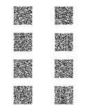 Transitions- QR Code Hunt