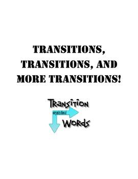 Transitions, Transitions, and More Transitions