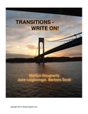 Transitions - Write On! How to Recognize and Use Transitio