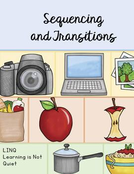 Transitions and Sequencing (Reading and Writing Strategies Notebook)