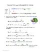 TRANSITIVE and INTRANSITIVE VERBS No-prep Grammar Unit