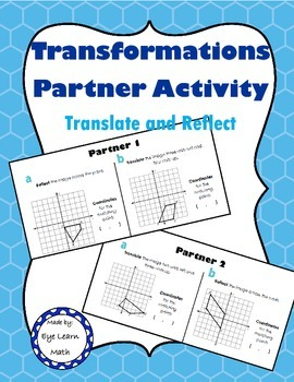 Translate and Reflect: Partner Activity